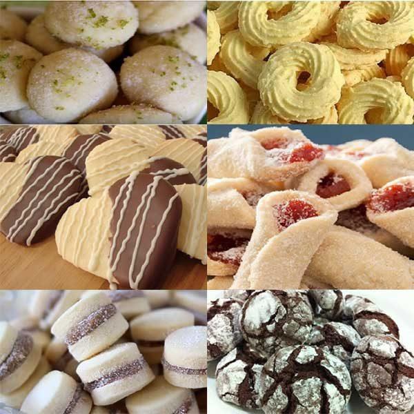 Biscoitos para o Café